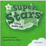 Super Stars 4 Class Cd Level 2 -