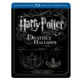 Harry Potter e as Relíquias da Morte - Parte 2 - Edição Especial (Blu-Ray) - Vários (veja lista completa)