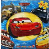 Carros 3 – Meu Primeiro Livro Quebra-Cabeças - Disney