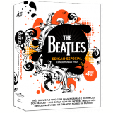Box The Beatles - Concertos ao Vivo - Edição Especial (DVD) - The Beatles
