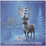 OST Disney - Olaf Em Uma Nova Aventura de Frozen (CD)