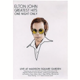Elton John - Greatest Hits - One Night Only (DVD) - Elton John