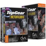 DVX Box - BBC Top Gear  (DVD) - Richard Hammond, James May, Jeremy Clarkson