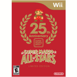 Super Mario All-Stars: Limited Edition (Wii)
