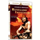 O Renegado Impiedoso (DVD) - Jack Palance, James Whitmore, Charles Bronson