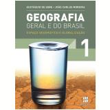 Geografia Geral E Do Brasil - 1 - Ensino Médio - Joao Carlos Moreira, Eustaquio de Sene