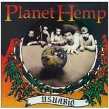 Planet Hemp - Usuário (CD) - Planet Hemp