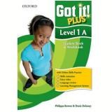 Got It! Plus Level 1A - Student Book - Workbook -