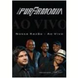 Nossa Razão - Ao Vivo (DVD) -