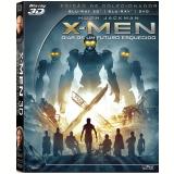 X-men (blu-ray) + (blu-ray 3d) + (DVD) - Michael Fassbender