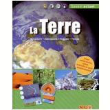 O Planeta Terra - Estrutura, Continentes, Mares, - Vários autores