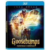 Goosebumps: Monstros e Arrepios (Blu-Ray) - Jack Black