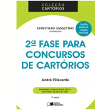 2ª Fase Para Concursos De Cartórios - Christiano Cass