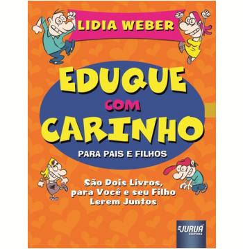 Box Ilustrado - Eduque com Carinho para Pais e Filhos