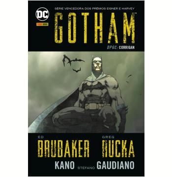 Gotham DPGC - Corrigan (Vol. 4)