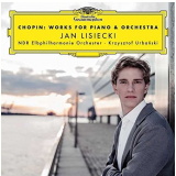Jan Lisiecki - Chopin - Works for Piano & Orchestra (CD)