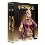 Spectreman - 2 Vols. - Digibook (DVD) - Vários (veja lista completa)