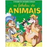 As Fábulas de Animais  - Editora Todolivro