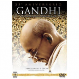 Gandhi - 25º Aniversário (DVD) - John Mills