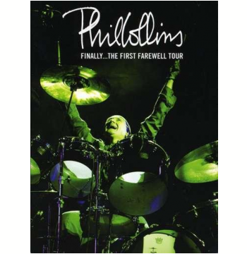 Phil Collins: Finally... The First Farewell Tour (DVD)