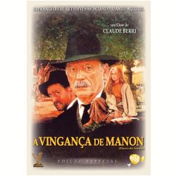 DVD - A Vingança de Manon - Ed. Especial - Vários ( veja lista completa ) - 7895233144606