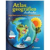 Atlas Geografico Ilustrado - Graça Maria Lemos Ferreira