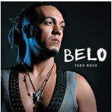 Belo - Tudo Novo (CD) - Belo