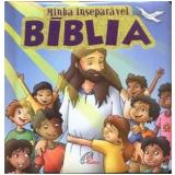 Minha Inseparável Bíblia - Karin Juhl, Torben Juhl
