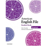 American English File Starter Student Book -