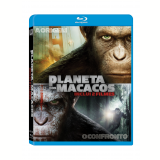 Planeta Dos Macaco 1+2 (Blu-Ray) - John Lithgow