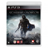 Terra-Média - Sombras de Mordor (Shadow of Mordor) (PS3) -