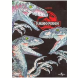 Jurassic Park 2 - O Mundo Perdido (DVD) - Julianne Moore