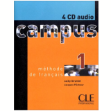 Campus CD Classe Audio Collectif 1 (4) - Jacky Girardet