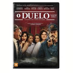 DVD - O Duelo - Vários ( veja lista completa ) - 7892110205023