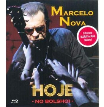 Marcelo Nova - Hoje - No Bolshoi (Blu-Ray)