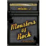 Monsters Of Rock (Vol. 2) (DVD) - Vários