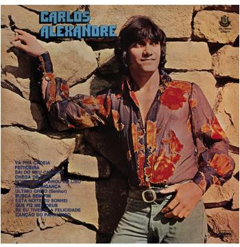 Carlos Alexandre - 1978 (CD)