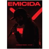 Emicida - 10 Anos de Triunfo - Ao Vivo (DVD) - Emicida