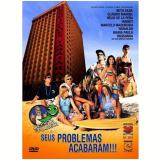 Casseta e Planeta - Seus Problemas Acabaram!!! (DVD) - Vários (veja lista completa)