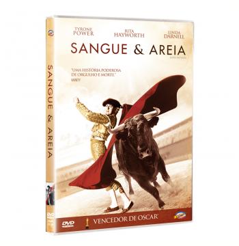 Sangue e Areia (DVD)