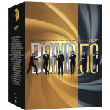 Coleo 007 - Bond 50 (22 Discos) (DVD)