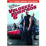 Velozes e Furiosos 6 (DVD) - Paul Walker, Dwayne Johnson