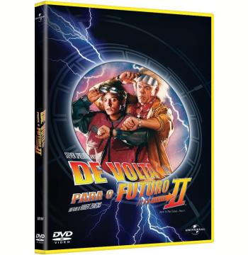 De Volta Para O Futuro 2 (DVD)