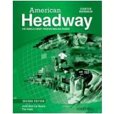 American Headway Starter - Workbook - Second Edition -