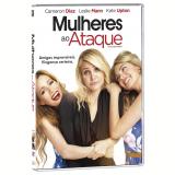 Mulheres Ao Ataque (DVD) - Don Johnson, Cameron Diaz
