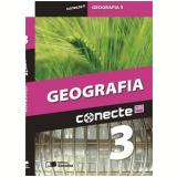 Conecte Geografia, Vol. 3 - Ensino Médio - 3º Ano - Anselmo Lazaro Branco
