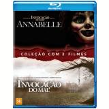 Annabelle + Invocação Do Mal (Blu-Ray) - Ron Livingston