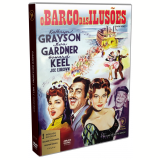 O Barco das Ilusões (DVD) - Howard Keel