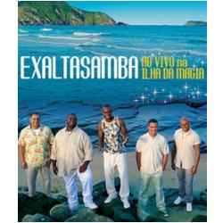 Blu - Ray - Ao Vivo Na Ilha Da Magia - Exaltasamba - 5099907031397