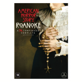 American Horror Story - Roanoke - 6ª Temporada Completa (DVD)